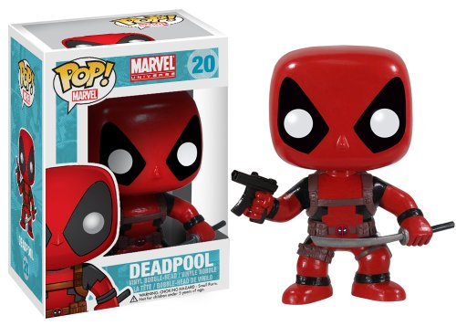 Funko POP Marvel: Deadpool Bobble Head Vinyl Figure