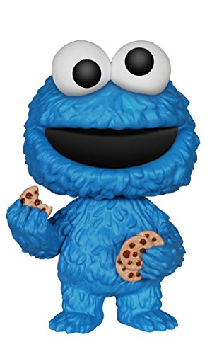 Funko – Figurine Sesame Street – Cookie Monster Pop 10cm – 0849803049133