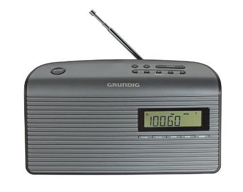 Grundig Music 61 empfangsstarkes Radio, black/graphite