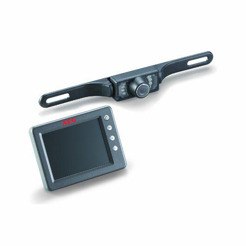 AEG 97152  Funk Rückfahrkamera-System RV 3.5, mit LCD-Farbdisplay inklusiv Nachtsichtfunktion