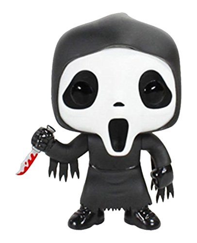 Funko – Figurine – Scream – Ghostface Pop 10cm – 0830395033600