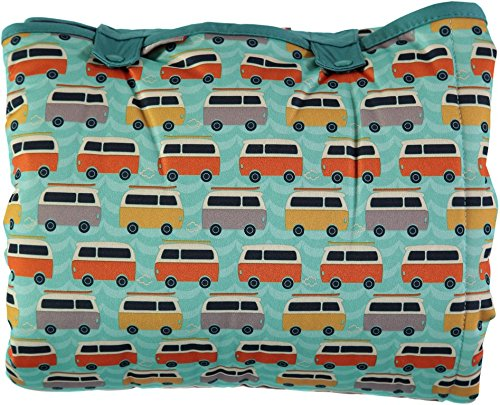 Close Pop-in 50116977 Spielmatte, Krabbeldecke, Campervan grün