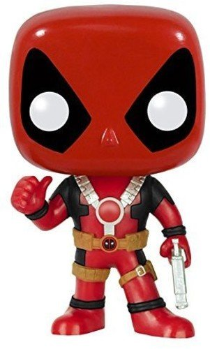 Funko 7487 POP! Bobble: Marvel: Deadpool Thumb Up