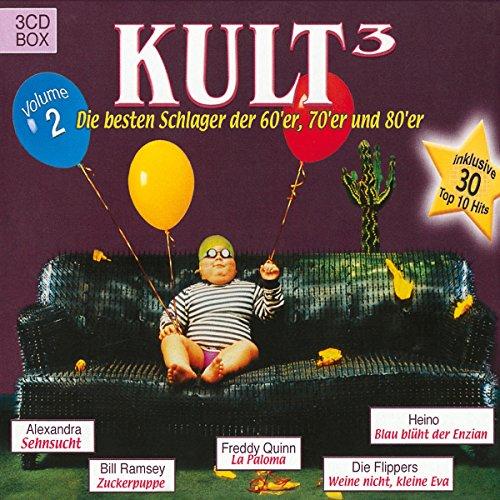 Kult3 – Die besten Schlager der 60er, 70er und 80er Jahre