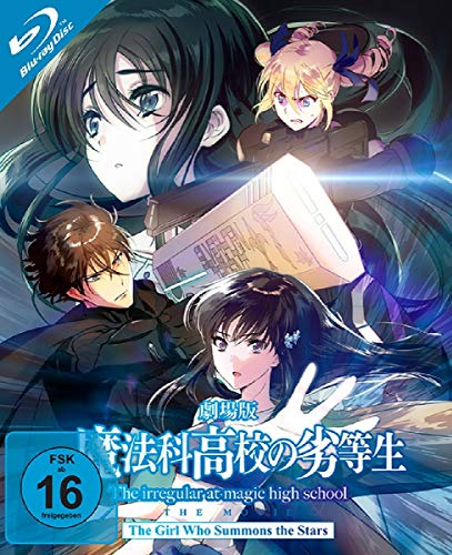 The Irregular at Magic High School – The Movie – The Girl who Summons tthe Stars [Blu-ray]