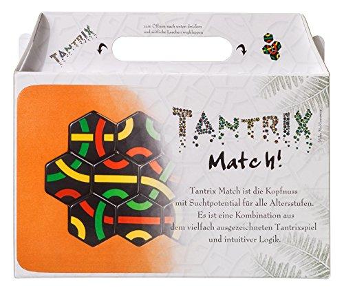 Tantrix 53005 - Match - Taktisches Lege Puzzle