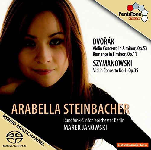 Violinkonzert Op.53/Romanze/Violinkonzert Op.35