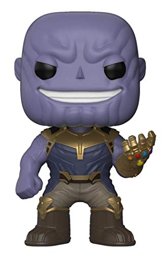 Funko Pop Marvel: Avengers Infinity War – Thanos Collectible Figur