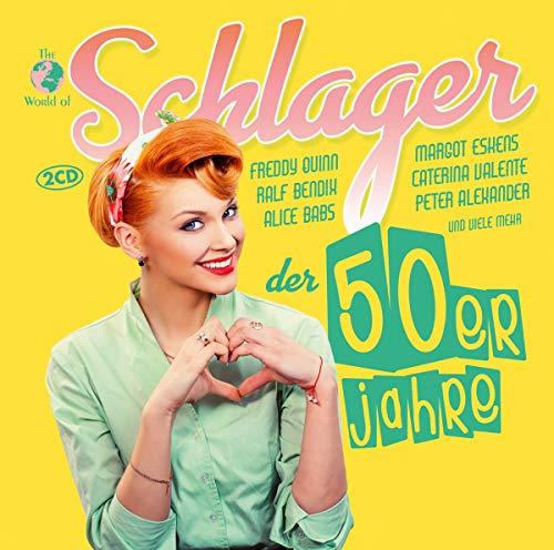 Schlager der 50er Jahre