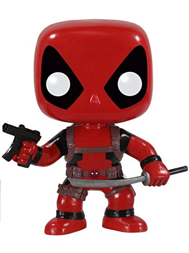 Funko POP Marvel: Deadpool Bobble Head Vinyl Figure