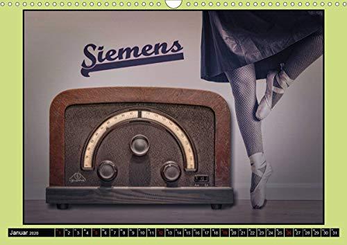 RADIO LEGENDEN (Wandkalender 2020 DIN A3 quer)